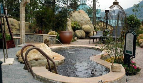 温泉设备工程